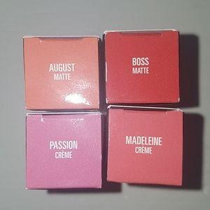 Four NIB Kylie Cosmetics Lipsticks